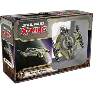 Shadow Caster Star Wars X Wing