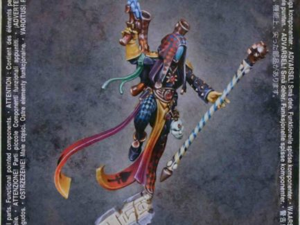 Harlequin Shadow Seer