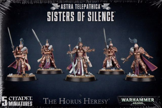 Astra Telepathica Sisters of Silence