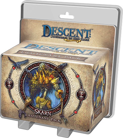 Skarn Lieutenant Pack Descent 2nd Ed
