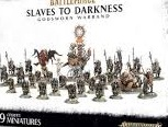 Battleforce Slaves to Darkness Godsworn Warband