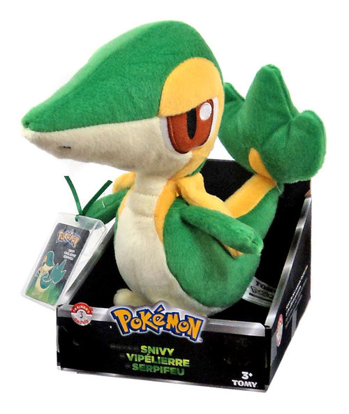 Snivy Trainers Choice Plush