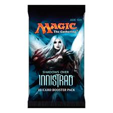 Magic the Gathering: Shadows Over Innistrad Booster pack