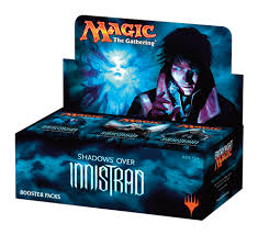 Magic the Gathering: Shadows Over Innistrad Booster Display