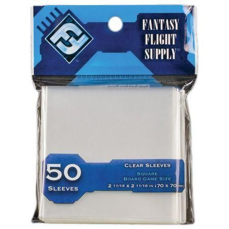Fantasy Flight Sleeves Square FFGFFS65