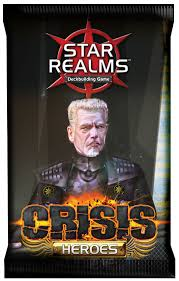 Star Realms Crisis Expansion - Heroes