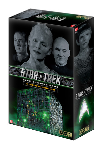 Star Trek: TNG - The Next Phase Edition