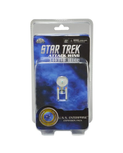 Star Trek: Attack Wing - U.S.S.(Small) Enterprise Expansion Pack