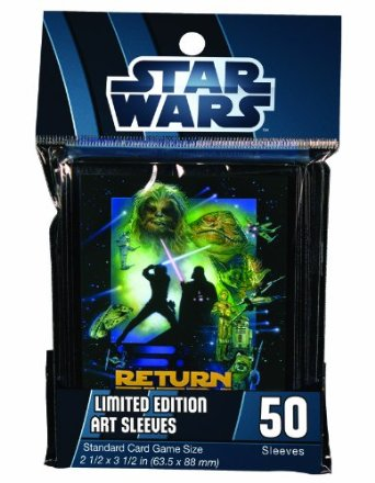 Star Wars Sleeves: Return of the Jedi - 50ct
