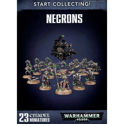 Start Collecting Necrons (2018)