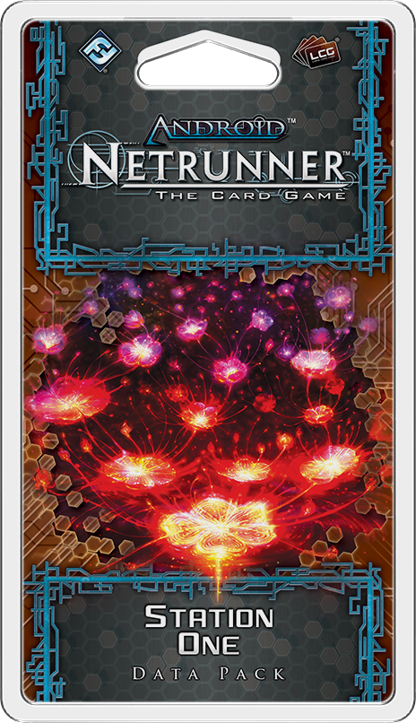 Android: Netrunner Station One (Data Pack)