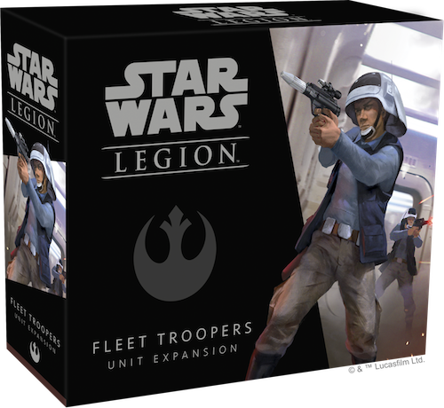 Star Wars Legion: Fleet Troopers Expansion