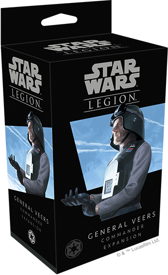 Star Wars Legion: General Veers Expansion