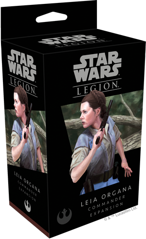 Star Wars Legion: Leia Organa Expansion
