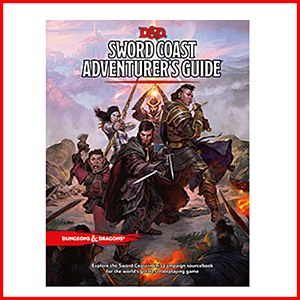 D & D Sword Coast Adventurer's Guide