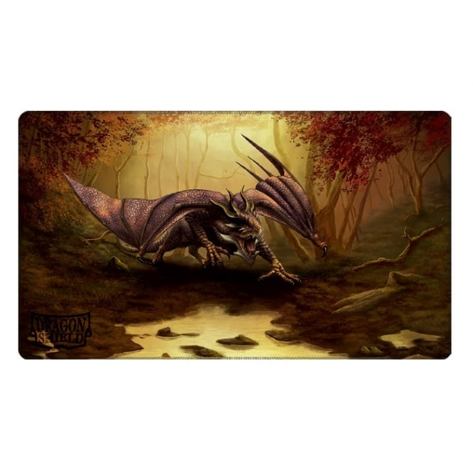 Dragon Shield Play Mat Umber Teranha AT-21511