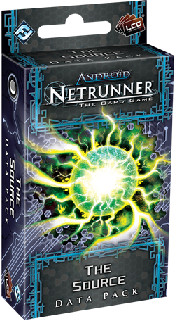 Android: Netrunner - The Source (Data Pack)