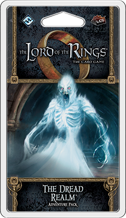 Lord of the Rings (LCG): The Dread Realm Adventure Pack