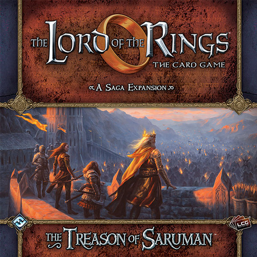 Lord of the Rings (LCG): Treason of Saruman