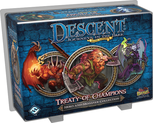 Treaty of Champions Descent