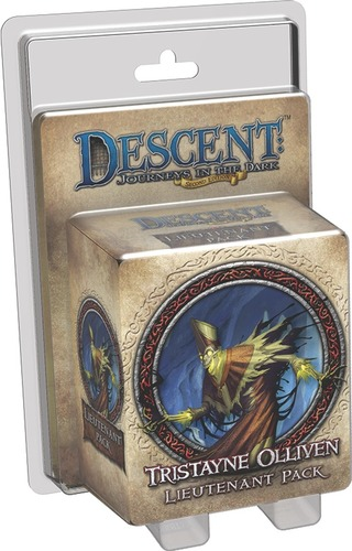 Descent: Journeys in the Dark: Tristayne Olliven Pack