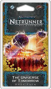Android: Netrunner - The Universe of Tomorrow (Data Pack)