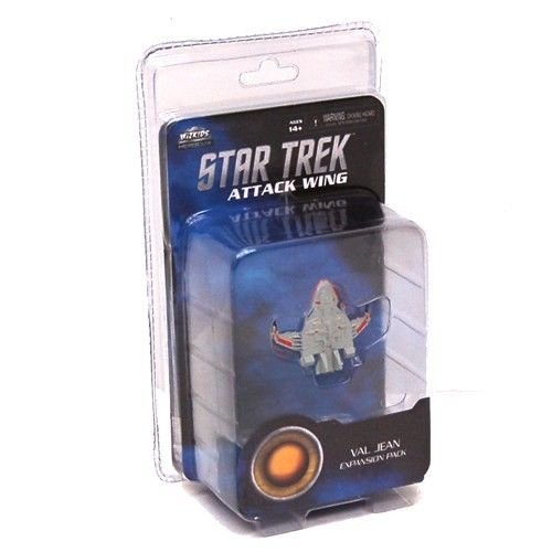 Star Trek: Attack Wing - Val Jean Expansion Pack