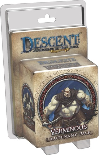 Descent: Journeys in the Dark: Verminous Lieutenant Pack