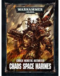 Codex Chaos Space Marines (8th Edition Hardback)