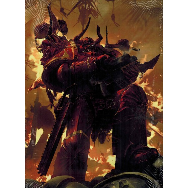 Codex Supplement Crimson Slaughter (Hardback)