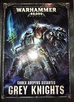 Codex Grey Knights (8th Edition Hardback)