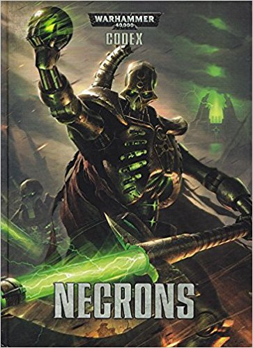 Codex Necrons (7th Edition Softback)