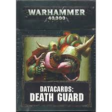 Datacards Death Guard (8th Edition)