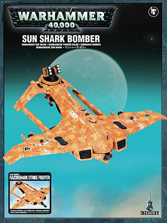 Tau Empire Sun Shark Bomber
