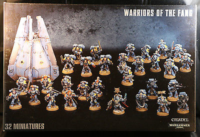 Space Wolves Warriors of the Fang