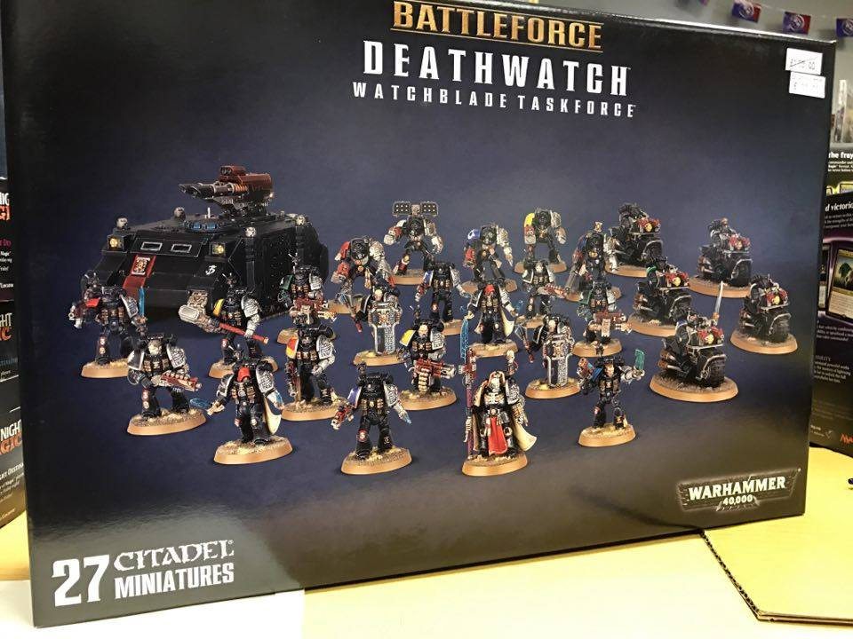 Deathwatch Watchblade Taskforce
