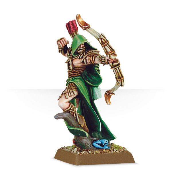 Wood Elf Waywatcher Lord