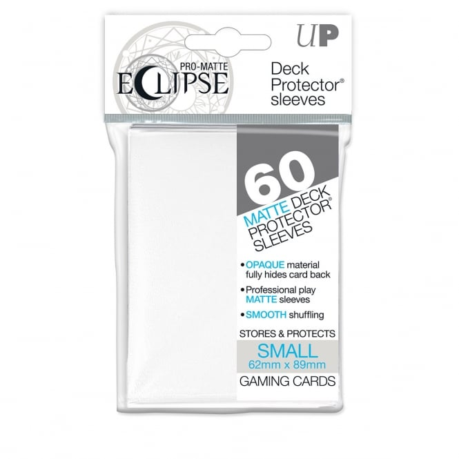 Pro Matte Eclipse White Small 60
