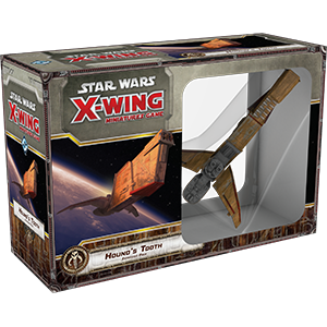 Hound's Tooth Star Wars X Wing