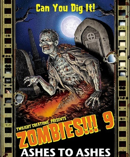 Zombies!!! 9: Ashes to Ashes